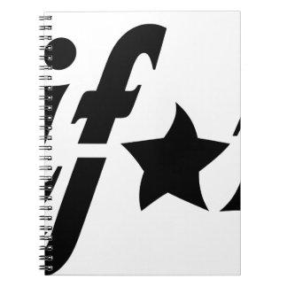 california tag notebooks