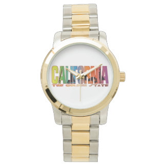 California the golden state watch