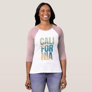 California theme for woman. T-Shirt
