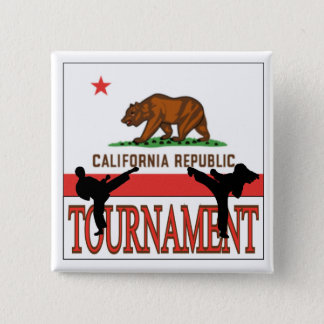California Tournament Pin