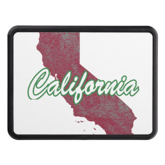 California Trailer Hitch Cover