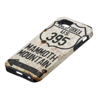 California USA State Highway 365 Rusty Ole Sign iPhone 5 Cover