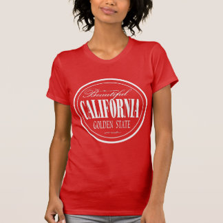 California USA T-Shirt