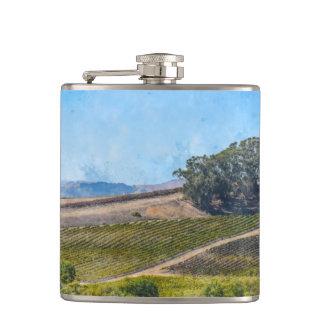 California Vineyard Flasks