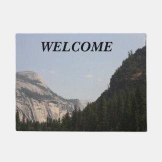 CALIFORNIA WELCOME DOORMAT