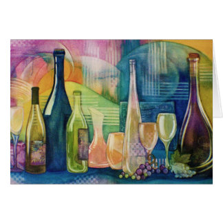 California Wines Card