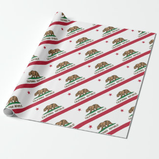 California Wrapping Paper