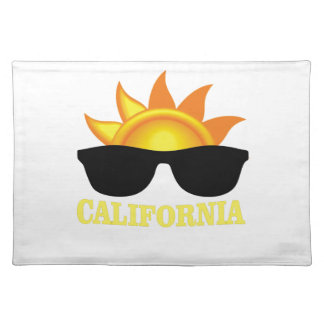 Californian cool placemat