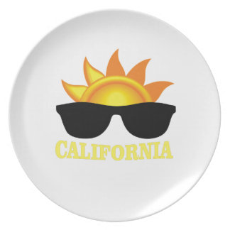 Californian cool plate