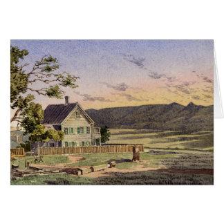 Californian Ranch Card