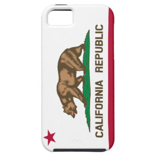 Californian republic state flag iPhone 5 case