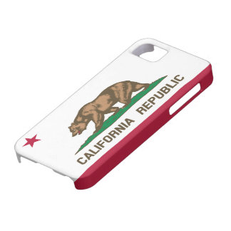 Californian republic state flag iPhone 5 cover