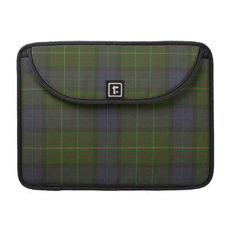 Californian tartan MacBook pro sleeves