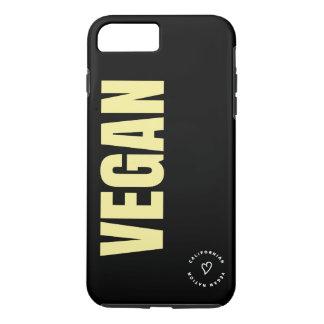 """""""CALIFORNIAN_VEGAN_NATION"""" iPhone 8 PLUS/7 PLUS CASE"""