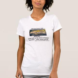 California's Energy Vision, IMAGINE. . .A new p... T-Shirt