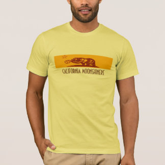 CALIMOONSHINERS RED T-Shirt