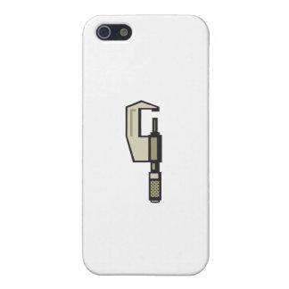 Caliper Isolated Retro iPhone 5/5S Cover