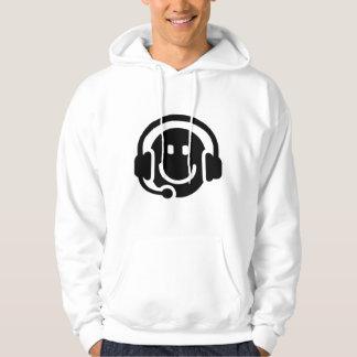 Call center agent hoodie