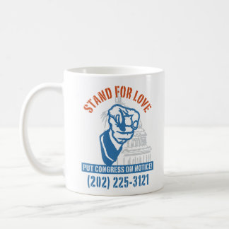 Call for Love Coffee Mug