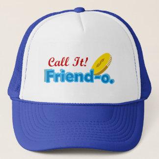 Call It Friendo No Country Design Trucker Hat