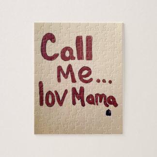 call mama (original) jigsaw puzzle