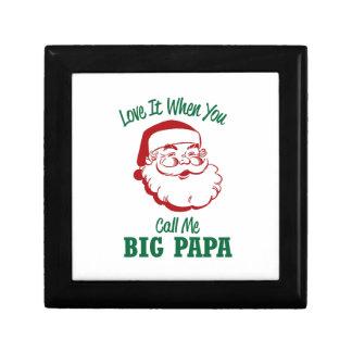 Call Me Big Papa Gift Boxes
