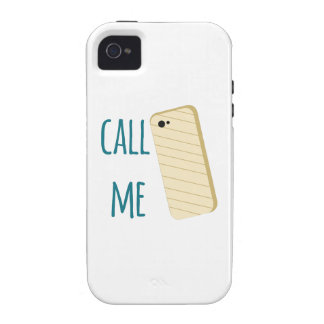 Call Me Vibe iPhone 4 Case