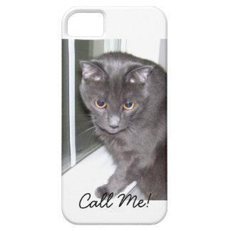 Call Me! I'm waiting... iPhone 5 Covers