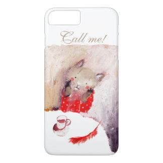 Call me! iPhone 8 plus/7 plus case