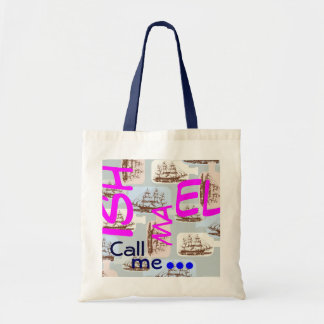 Call Me Ishmael Tote bag