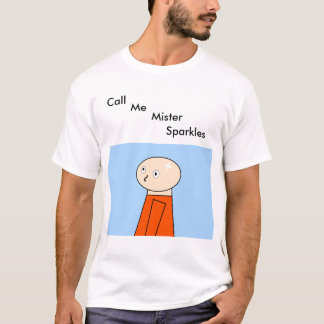 Call me mister sparkles shirt