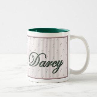 Call Me Mrs. Darcy Mug