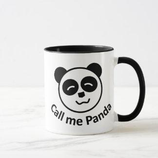 Call me panda mug