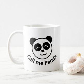 Call me panda - Mug