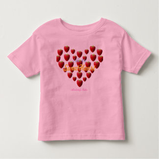 Call Me SweetHeart- Toddler (Ringer T) T-shirts