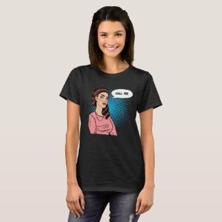 Call Me! T-Shirt
