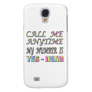 Call Me Yes Dear