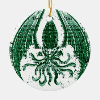 Call of Cthulhu Ceramic Ornament