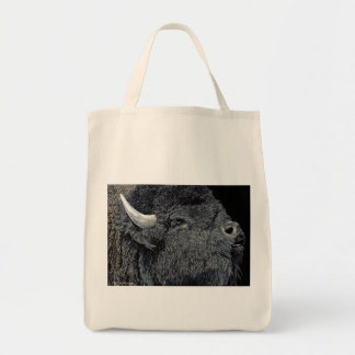 """Call of the Prairie"" - Bison Tote"