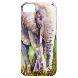 Call of the Wild Elephant iPhone 5 Covers