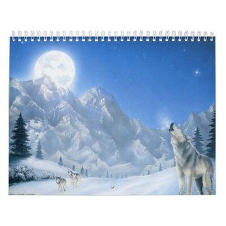 Call of Wolf Calendars