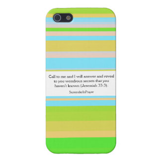 Call on God Cover For iPhone 5/5S