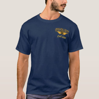 Call Sign and Confidence T-Shirt