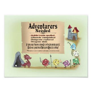 Call to Adventure Photo Print