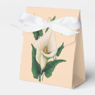 Calla Lilies Favor Box