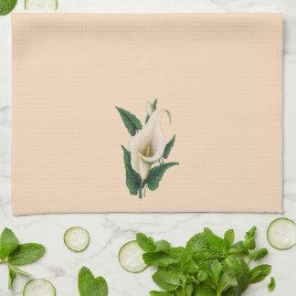 Calla Lilies Kitchen Towel