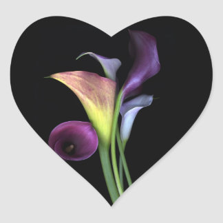 Calla Lilies Stickers