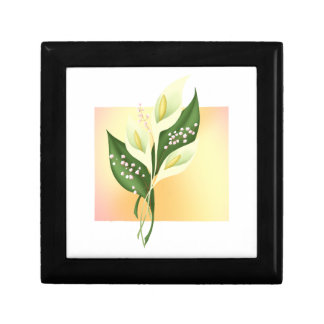 Calla Lillies Gift Box