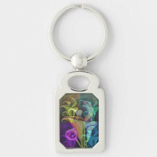 Calla Lillies Keychain