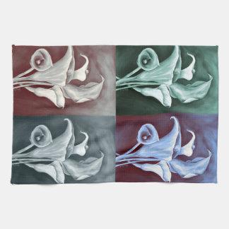 Calla Lillies Kitchen Towel